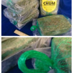 9065 Yellow Chum Bag